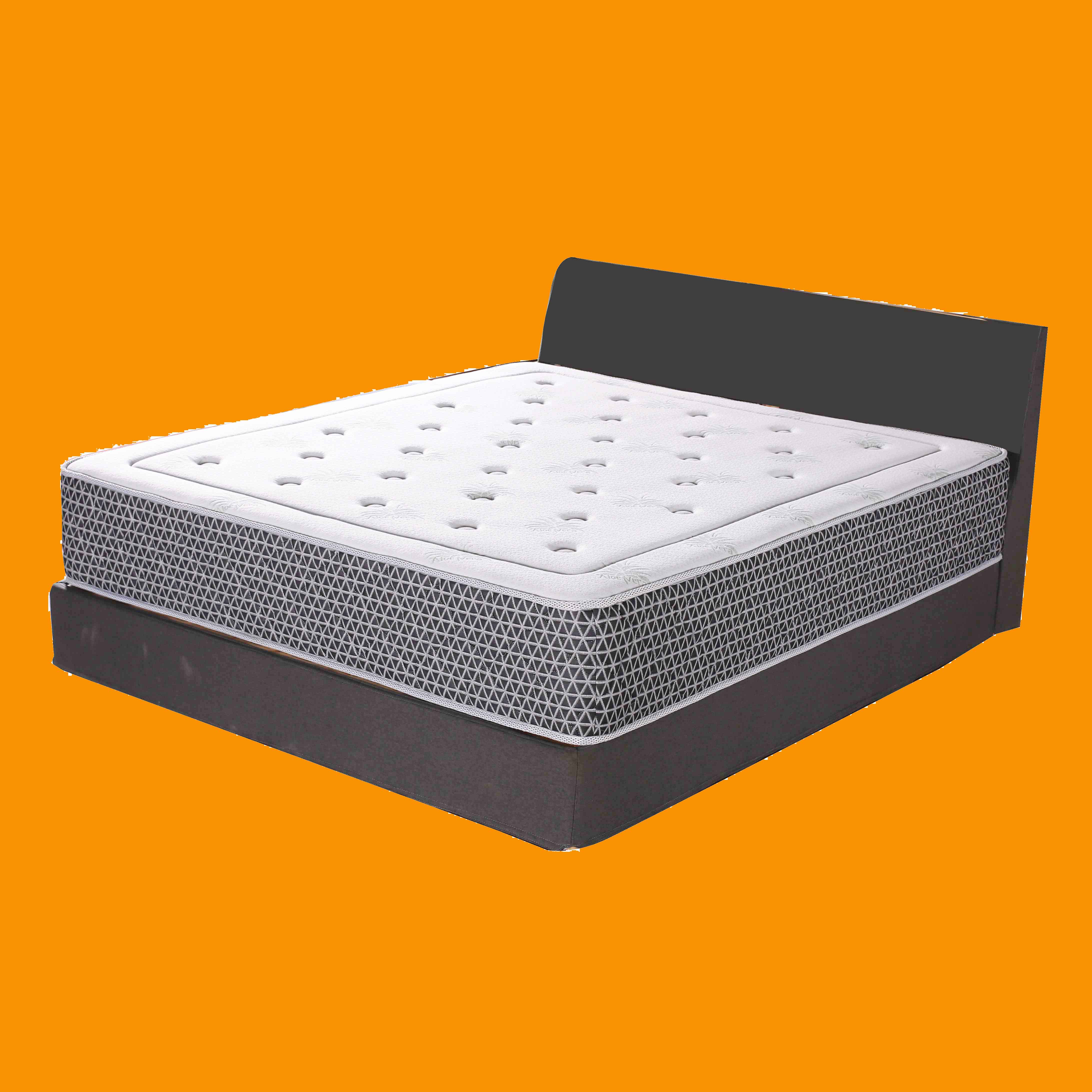 5 Star Roll Pack Euro Top Latex Foam Pocket Spring Hybrid Hotel Mattress 2019 hot selling mattress - Jozy Mattress | Jozy.net