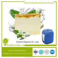 Jasmine fragrance, frangrance compound, long lasting and strong concentrate fragrance essence oil of soap making