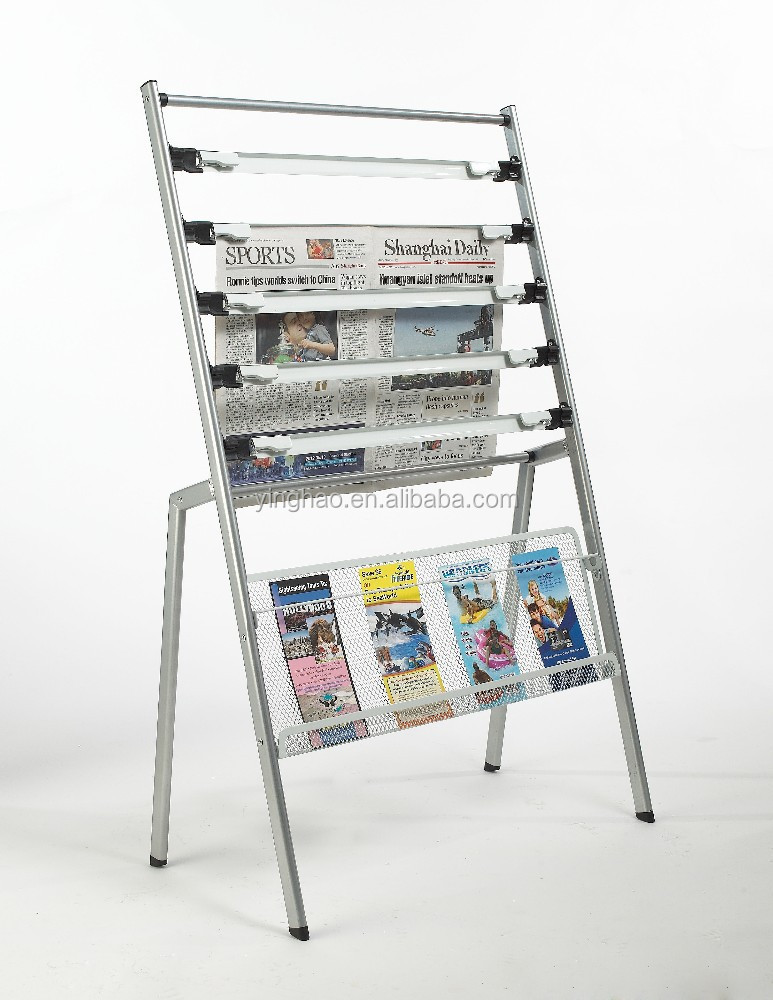 2015 home newspaper stand