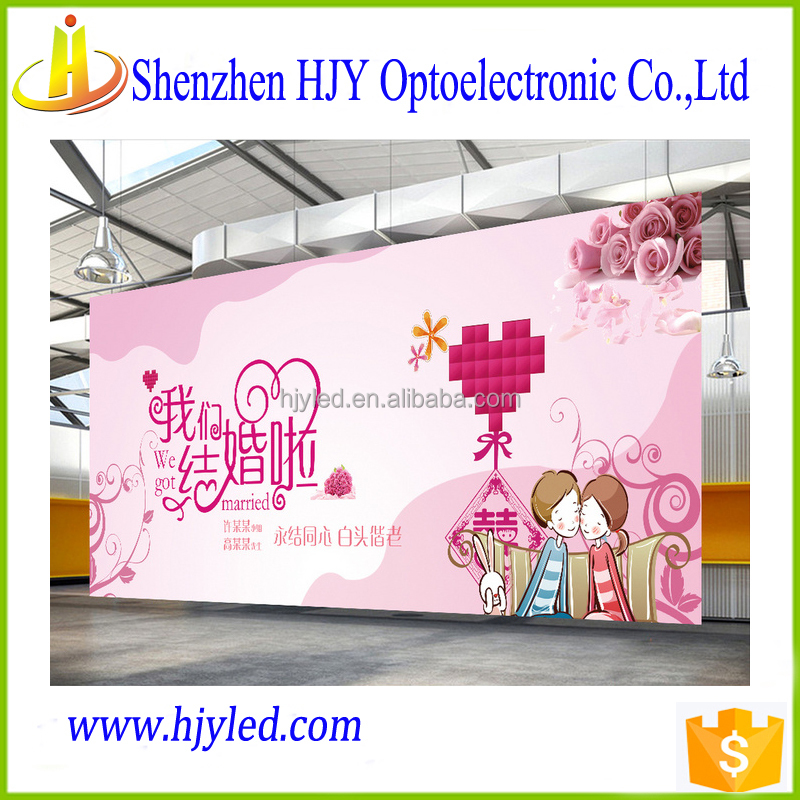china led display factory p16 outdoor led display flip dot display