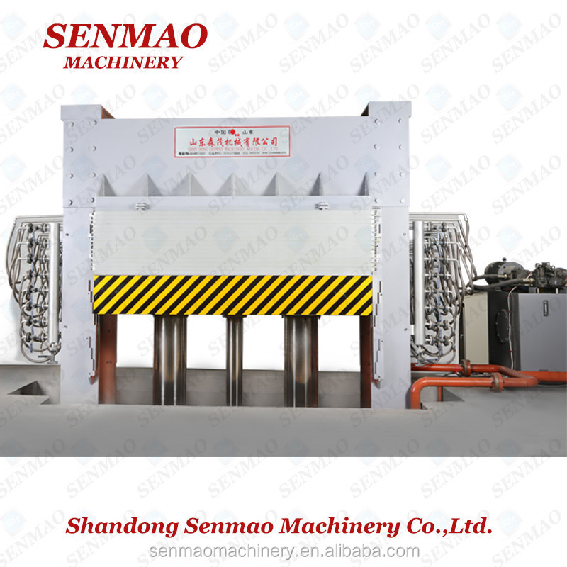 film laminating machine/plywood production hot press making machine/Furniture melamine paper hot press