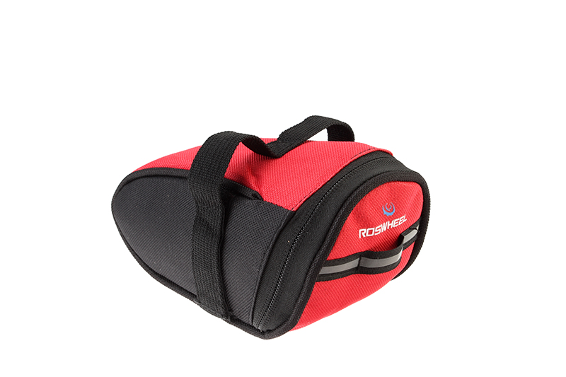 600D polyester water resistant bicycle saddle bag bike for 13567