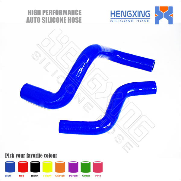 High Quality Silicone Hose Radiator kit for PROTON Gen.2 MT 2pcs New