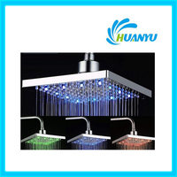 HY851 classical overhead LED shower head