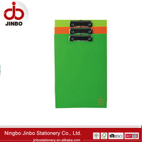 High Quality Neon Color Clipboard,metal colored paper clips