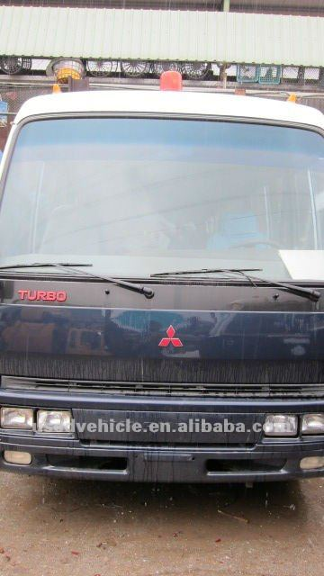 ( year : 1997 ) Mitsubishi rosa bus second-hand bus
