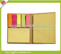sticky notepad/recyle notepad