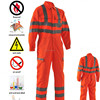 Flame Retardant Safety Coverall Workwear With
