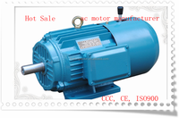 electromagnetic AC clutch brake AC electrical induction three phase motor without handle YEJ2-801-4 0.55KW