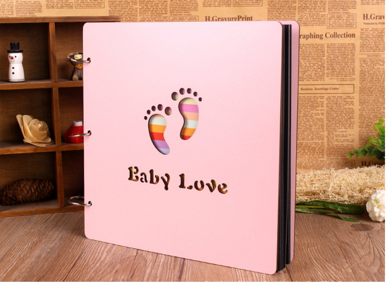 Cheap cute style hello kitty cover photo album