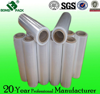 Hand Use Transparent Clear Pallet LLDPE stretch film/Shrink Film