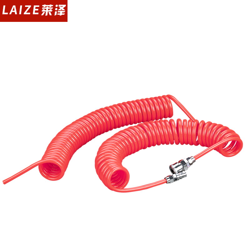 Resilient Colorful and Flexible Pneumatic Spiral and Coil Air Hose or PU Tube