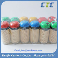 China Factory Finest Quality And Cheap Bamboo Toothpicks