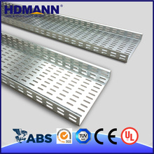 OEM Supplier Perforated Steel Hot Dipped Galvanized Offshore Metal Wiring Duct Tray
