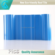 Colour Polycarbonate Corrugated Plastic Roofing Sheets