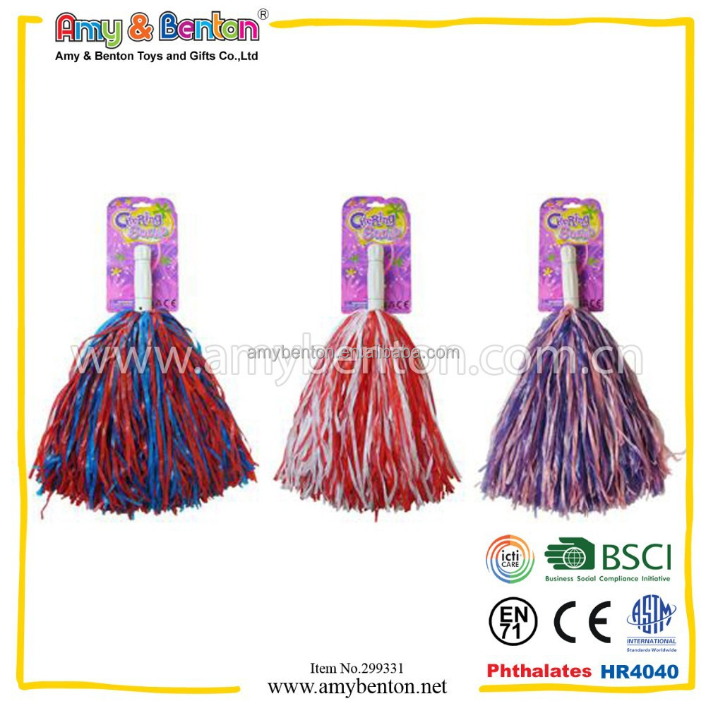 New Fashion Party Cheerleading Gift Pompom For Decoration