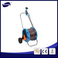 30M PVC Garden Hose With Plastic Reel