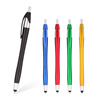 Hot sale plastic promotional ball pen with stylus