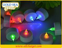 led floating tea light,led float candle light,wedding decoration led tea light