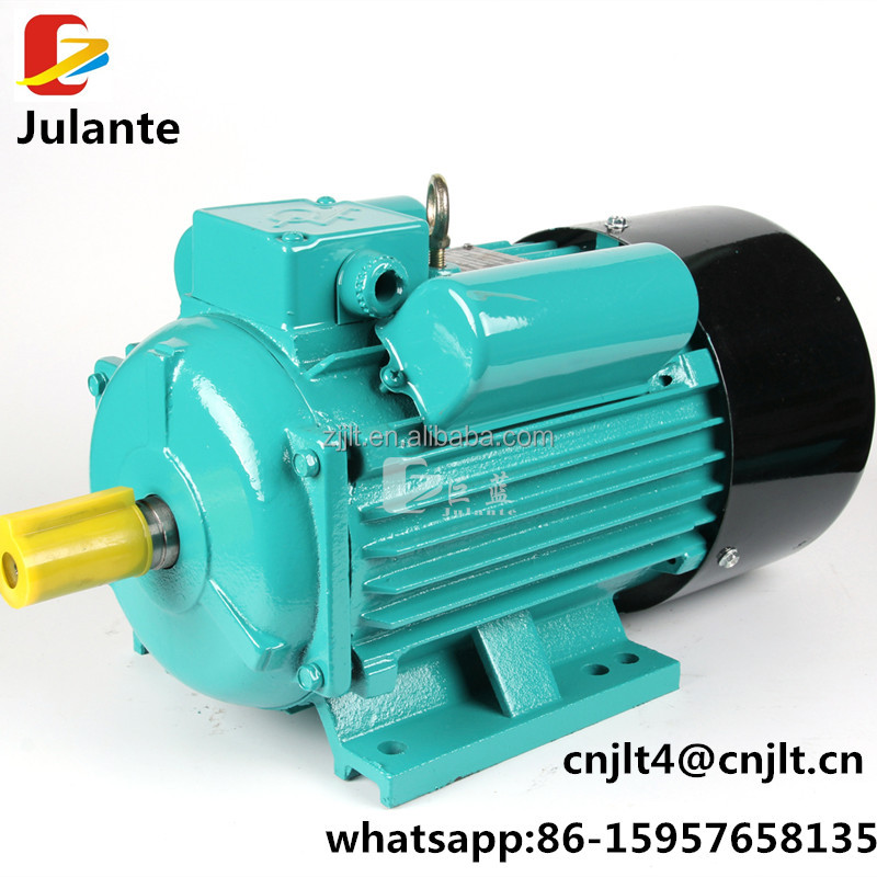 yc80a-2 type 0.37kw 220v single-phase induction motor