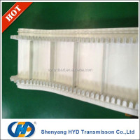 Heat-resistant Modular Plastic conveyor belt with Cheap Price