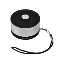 promotion gifts for vip free samples bluetooth speaker engraving logo new My vision speaker