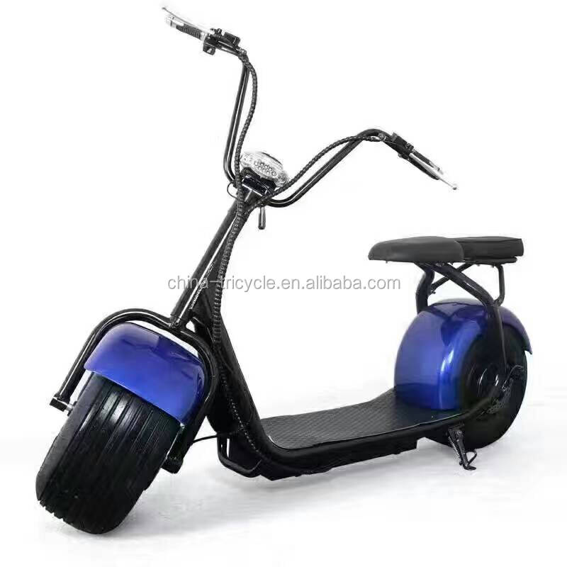 EEC 1000w harley electric scooter