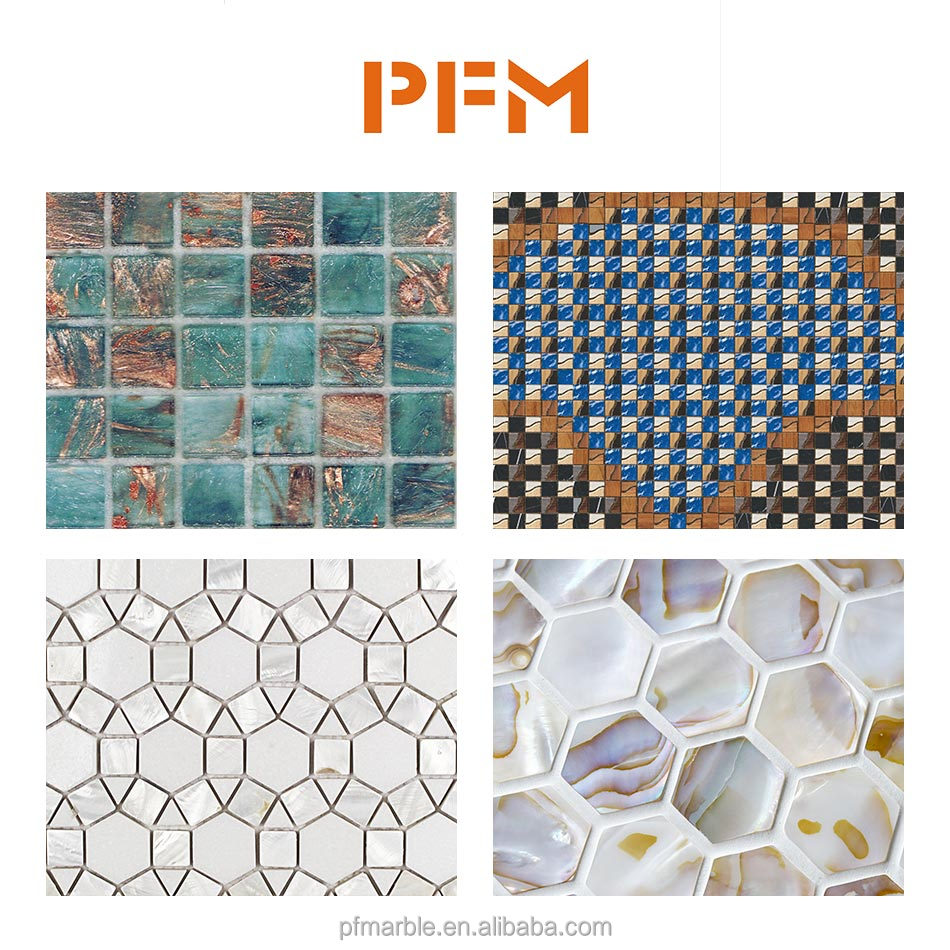 Cheap different types wall mosaic tiles for sale buy - Different types of wall tiles ...