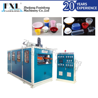 Factory directly sale disposable glass Thermoforming Machine automatically