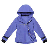 Phibee children's softshell jacket fatcory direct sales in stock