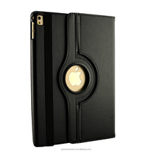 Case for iPad Pro 12.9 Premium PU Leather Multi-Function Stand Cover 360 degree Rotation for iPad Pro 12.9 case