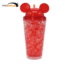 Custom Insulated Double Layer Plastic Cup