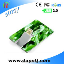 China wholesale different colors sound card usb flash drive
