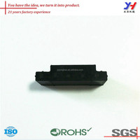 OEM ODM ISO ROHS SGS protective extruded rubber corner bumper strip
