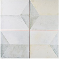 Spanish tile price ceramic encaustic cement tile made 400x400mm