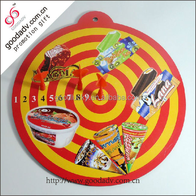 Hot sale safety eva magnetic dart board for kids