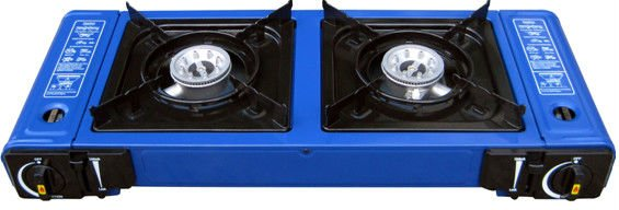 cheap 2 burners gas stove with electronic ignition