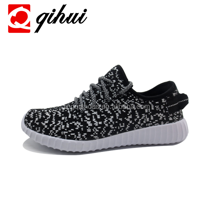 2016 brand casual sneaker with logos women running shoes for yeezy 350