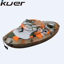 plastic insulated floating cooler from kuer kayak