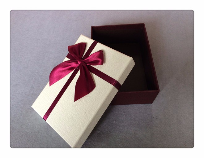 fashion unique design paper gift box packaging