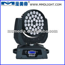 led stage light 36pcs led wash moving head