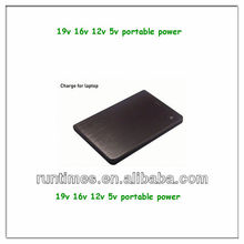 brand battery power bank 18650 battery portable power bank 19v