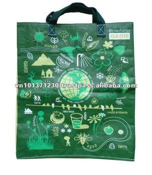 pp shopping bags,pp woven shopping bags,reusable shopping bag ,pp woven bags with opp lamination, opp laminated pp woven bags,