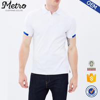 Factory Customized New Design Fashion Style Men's Polo Shirt