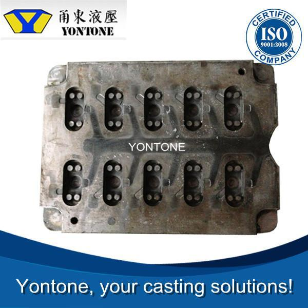 Free Design Service ISO Approved Company Top Grade Spindle Motor Die Casting Mold
