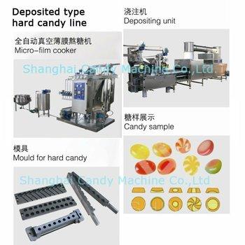 depositing machine