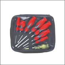 China wholesale 7pcs mini and Conventional electrical test pen screwdriver tool set