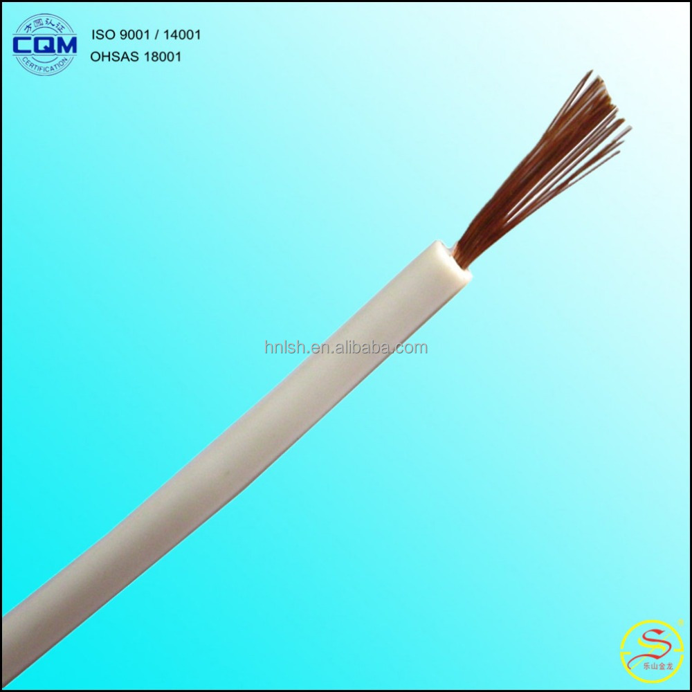 300/500V H05Z-K Flexible LSOH Electrical Cable and Wires
