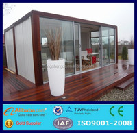 prefabricated self contained container house architectural house design