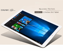 Newest CHUWI Hi12 Dual OS Tablet 4GB+64GB Intel Cherry Trail HDMIWiDi Tablet PC